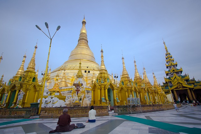 Circuit Birmanie Shwedagon