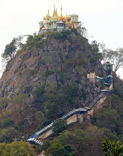 Circuit Myanmar Popa