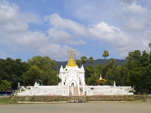 Circuit Birmanie Mingun