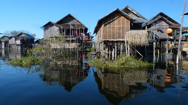 Circuit Birmanie Inle