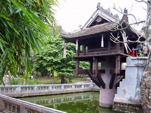 Pagode Haoï Vietnam