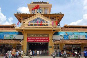 marché Binh Tay