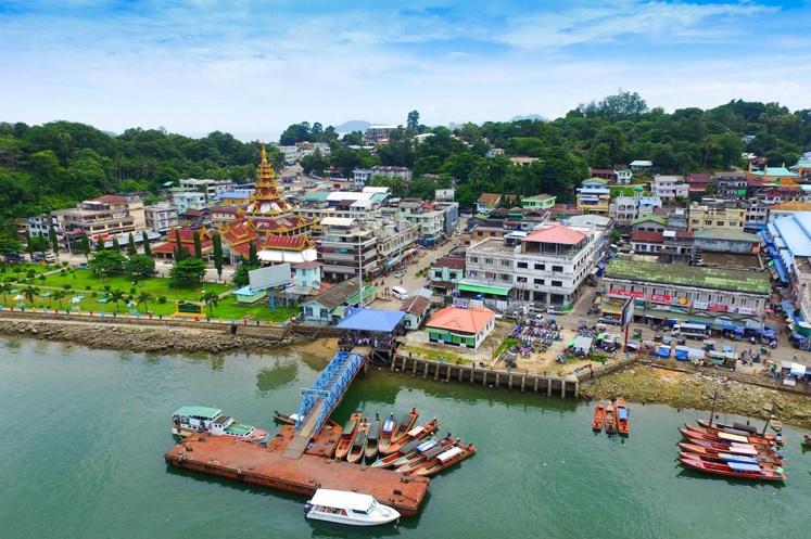 Circuit Birmanie Kawthaung