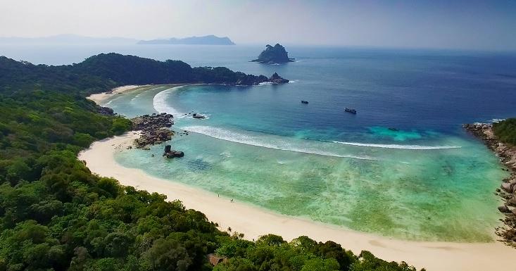 Circuit Birmanie Bolder Island