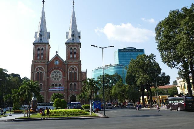 Circuit Vietnam Saigon