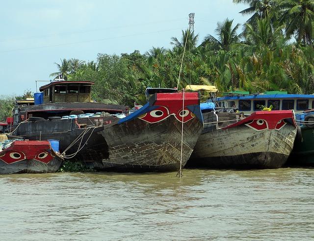 Circuit Vietnam Mekong