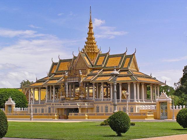 Circuit Vietnam en petit groupe phnom penh