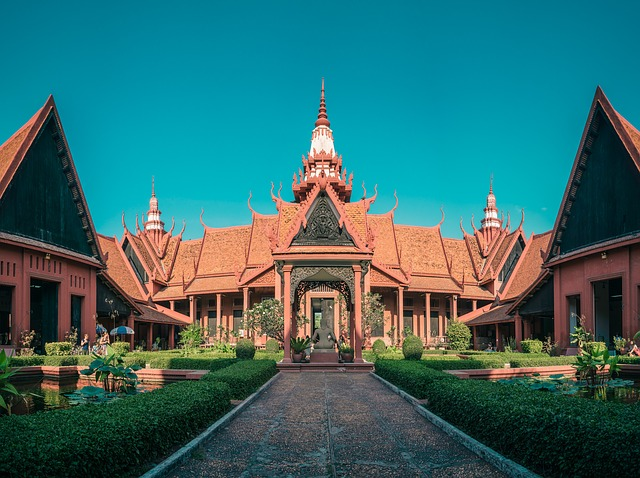Circuit petit groupe Cambodge Laos Phom Penh