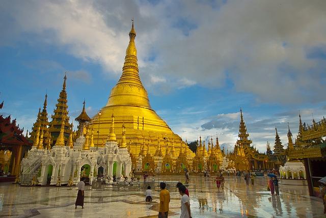 Circuit Birmanie en petit groupe Rangoon
