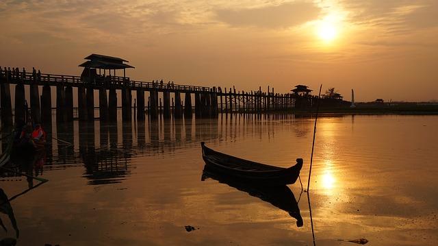 Circuit Myanmar sur mesure pont Ubien