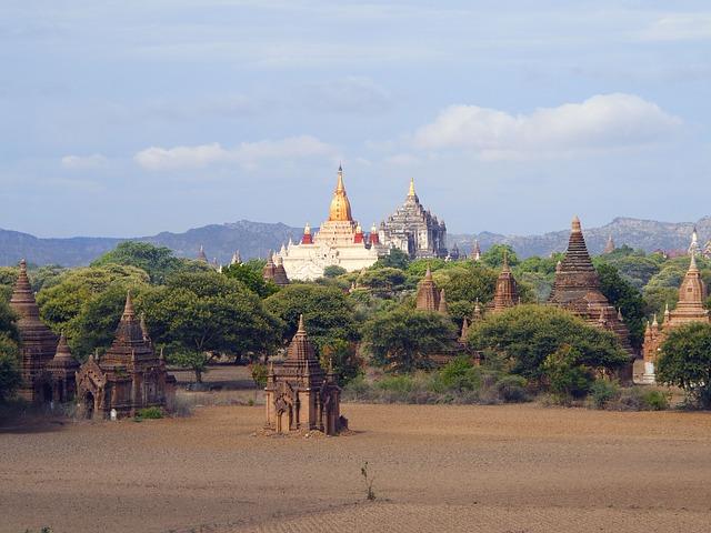 Circuit Birmanie en petit groupe Bagan