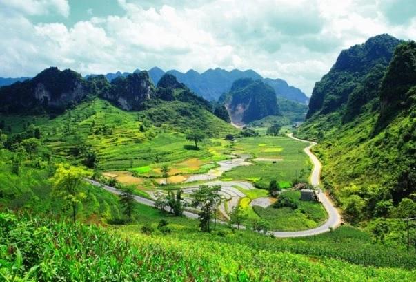 Voyage nord Vietnam hors es sentiers battus Cao Bang