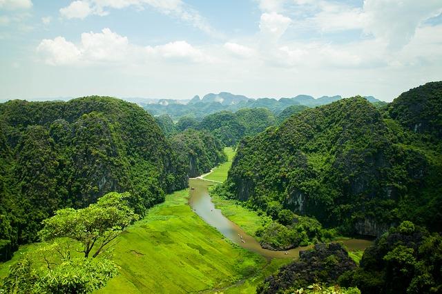 Circuit Vietnam Tam coc