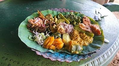 Circuit Sri Lanka déjeuner ferme