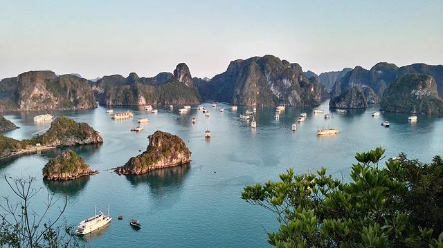 Circuit Vietnam en petit groupe halong
