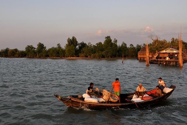 Circuit Myanmar sur mesure pont Irrawaddy