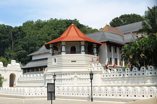 Circuit Sri Lanka kandy