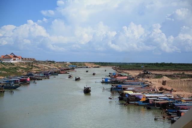 Circuit petit groupe Cambodge Laos Croisière Battambang Siep Reap