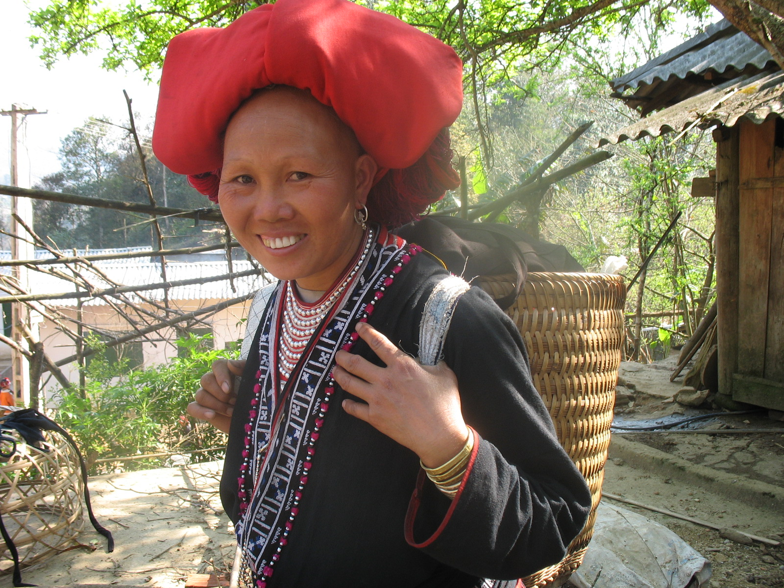 Voyage nord Vietnam hors es sentiers battus Lolo noir