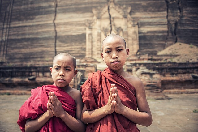 Circuit Birmanie moine