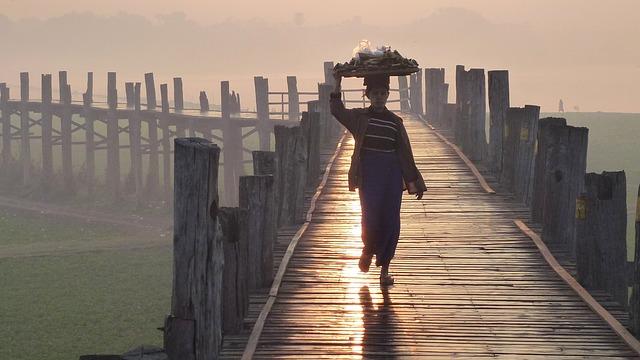 Circuit Birmanie en petit groupe Mandalay