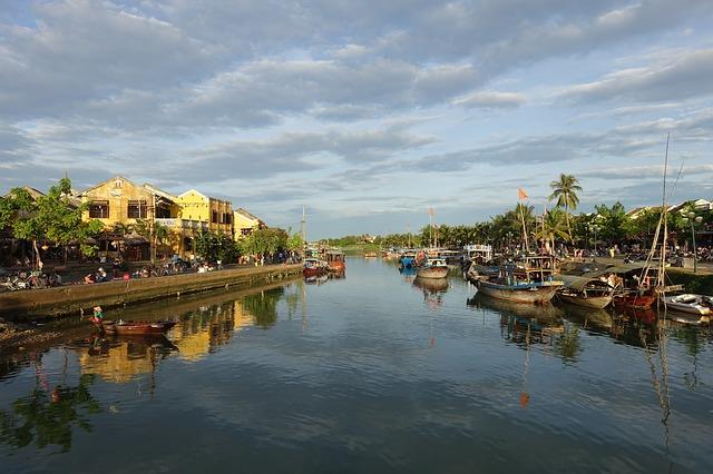 Circuit Vietnam en petit groupe hoi an