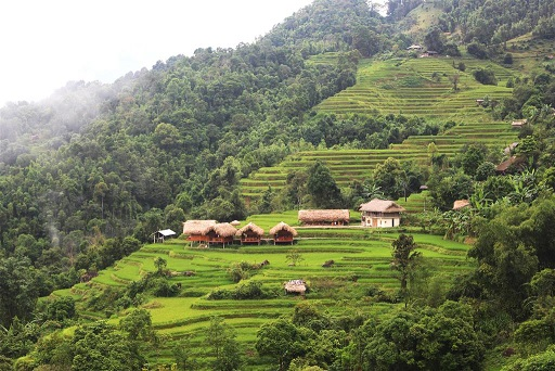 Voyage nord Vietnam hors es sentiers battus Hoang su Phi