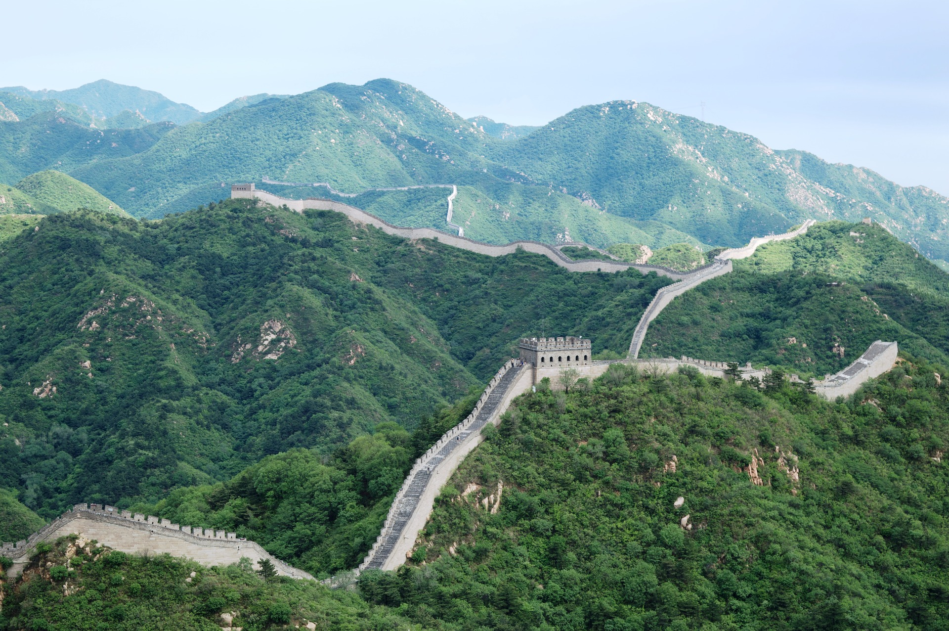 Circuit Chine Grande muraille