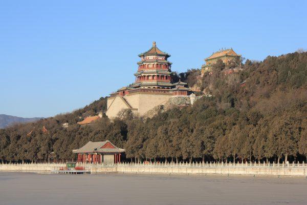 Circuit Chine Palais d'été Chine
