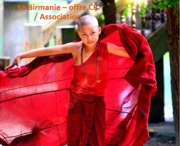 Voyage Birmanie CE