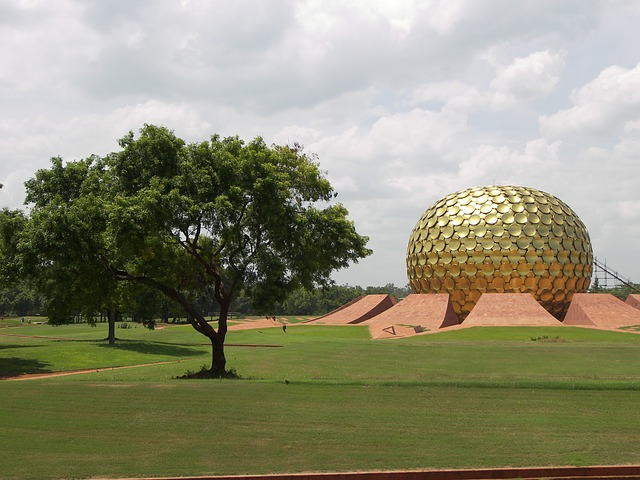 Circuit Inde du sud Pondichery Ashram