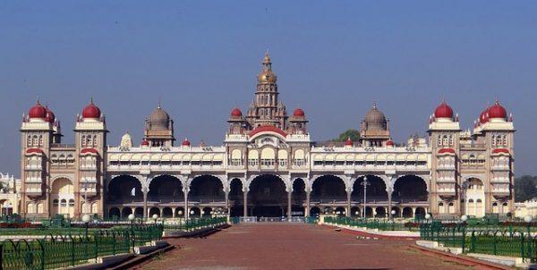 Circuit Inde du Sud Palais Mysore
