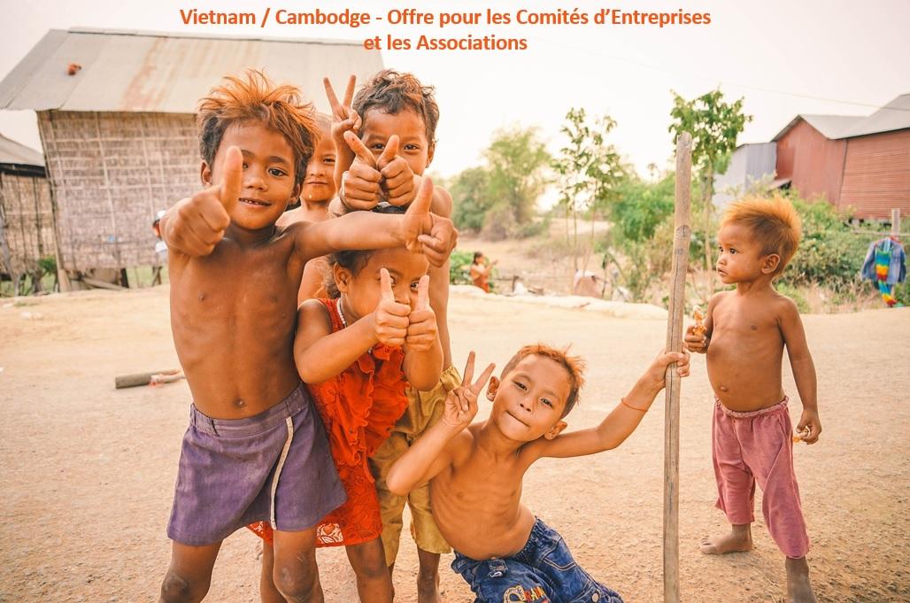 Vietnam Cambodge pour CE