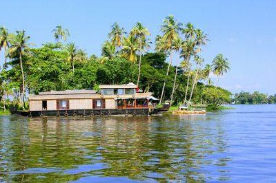 Circuit Inde du Sud backwater