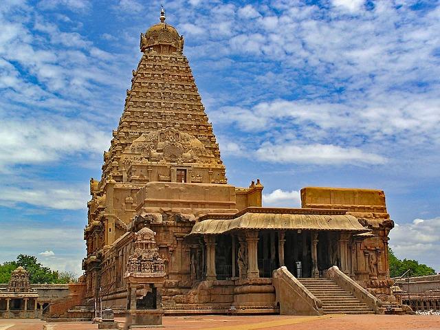 Circuit Inde du Sud brihadishvara