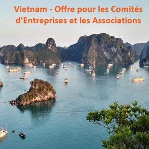 voyage vietnam comité entreprise