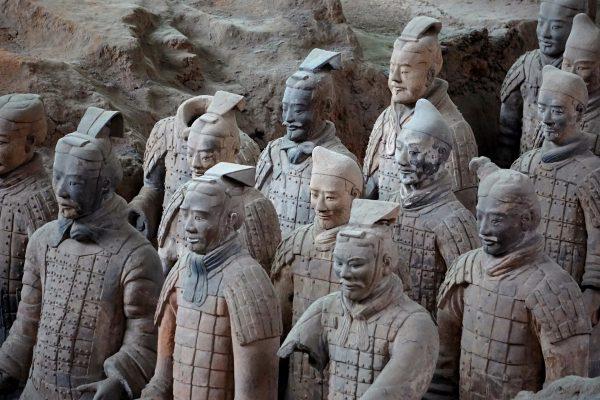 Voyage Chine CE Armée en terre cuite Xian