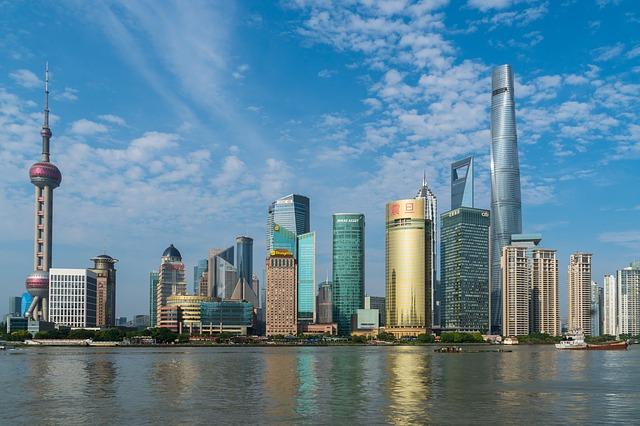 Voyage Chine CE Shanghai