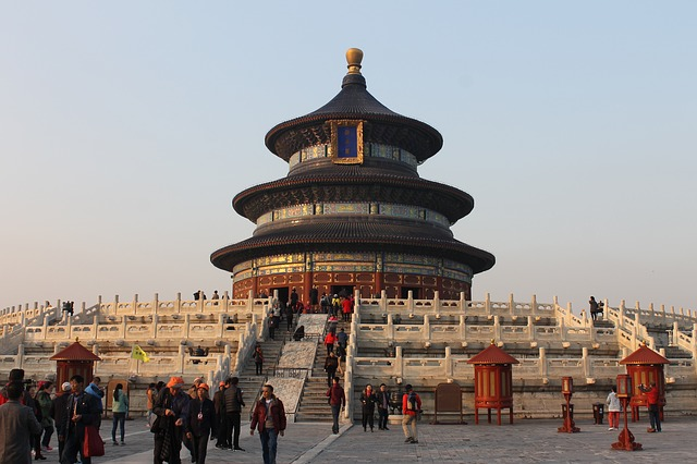 Voyage Chine CE Temple du Ciel