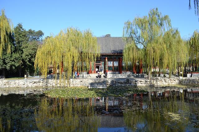 Voyage Chine CE Palais d'été