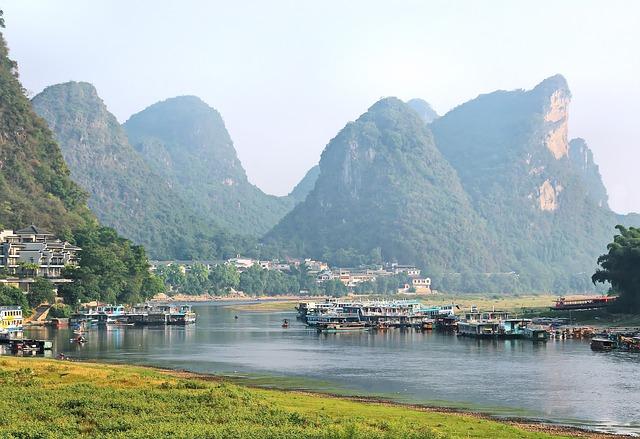 Voyage Chine CE yangshuo