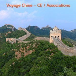 Voyage Chine CE