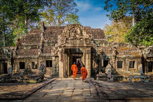 Voyages Laos Cambodge