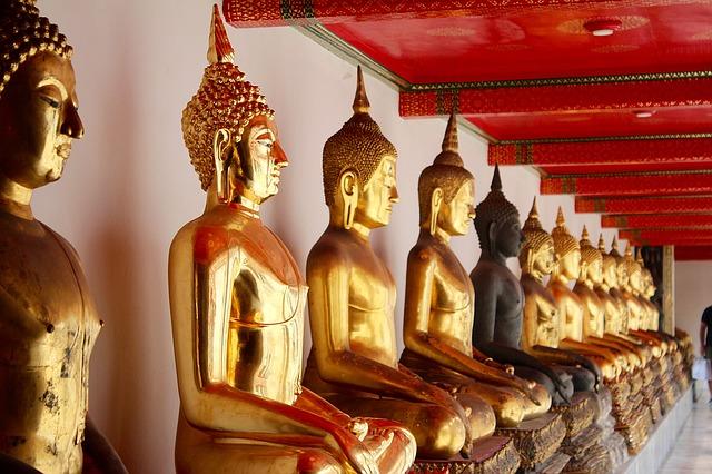Circuit Thailande bouddha bangkok