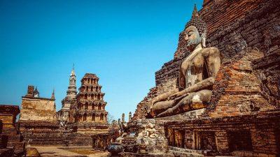 Circuit Thaïlande en petit groupe Sukhothai