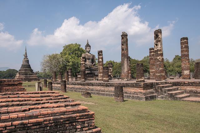 Circuit Thailande Sukhothai
