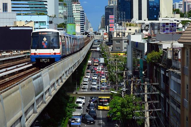 Circuit Thaïlande en petit groupe métro bangkok