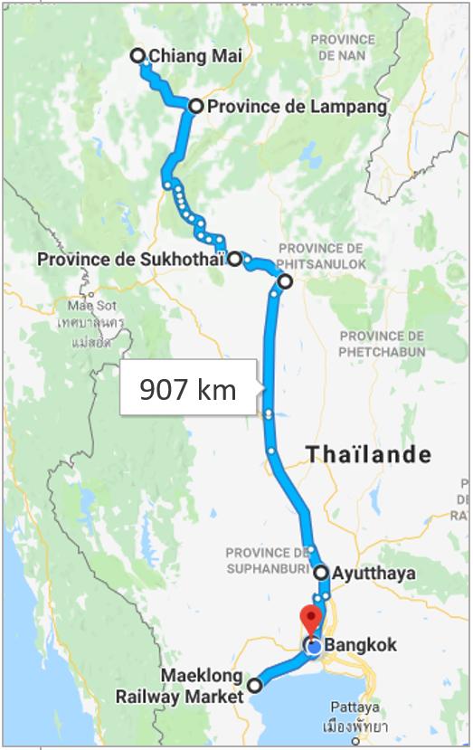 circuit thaïlande en petit groupe