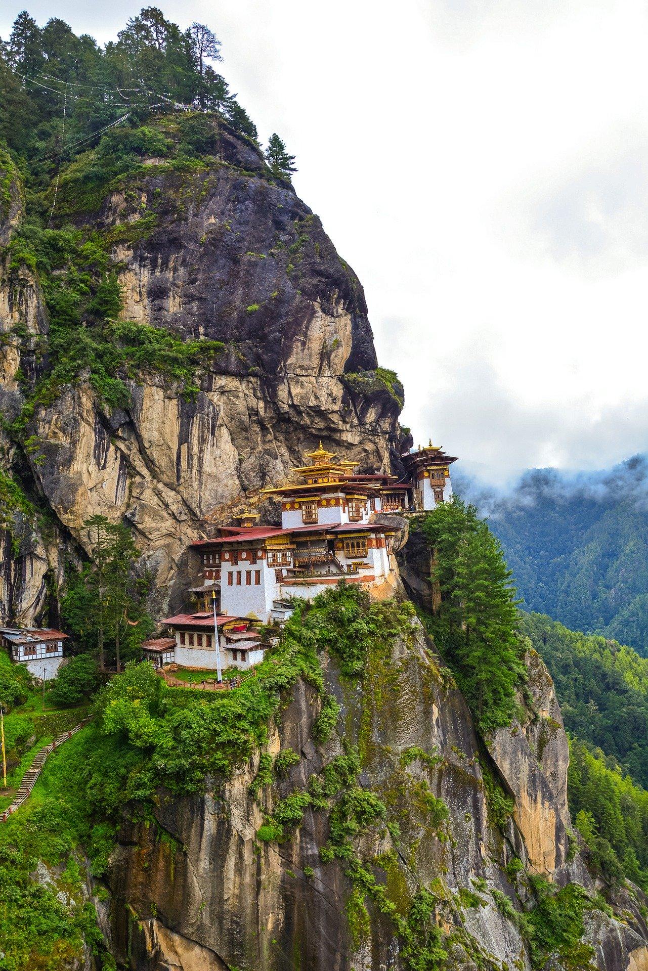 Circuit sur mesure Bhoutan